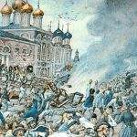 Московский чумной бунт и РПЦ