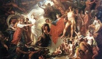 Политеистические религии в истории человечества и их связь с современностью