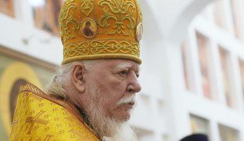 23 октября простились с протоиереем Дмитрием Смирновым